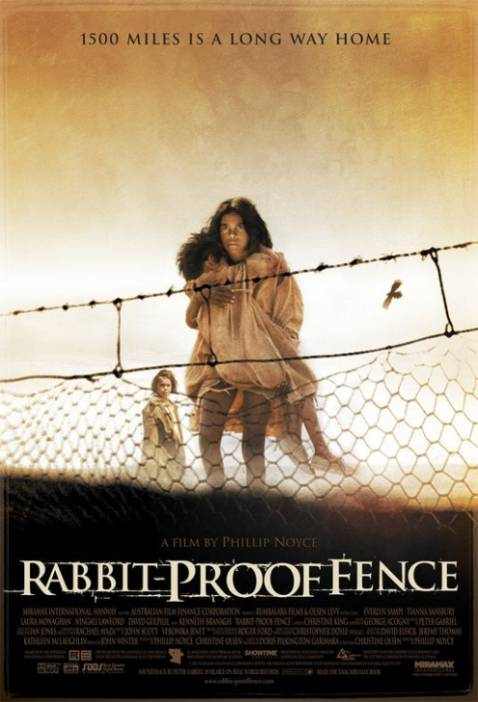 Holes in the rabbit proof fence — quadrant online