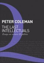 Coleman-The-Last-Intellectuals