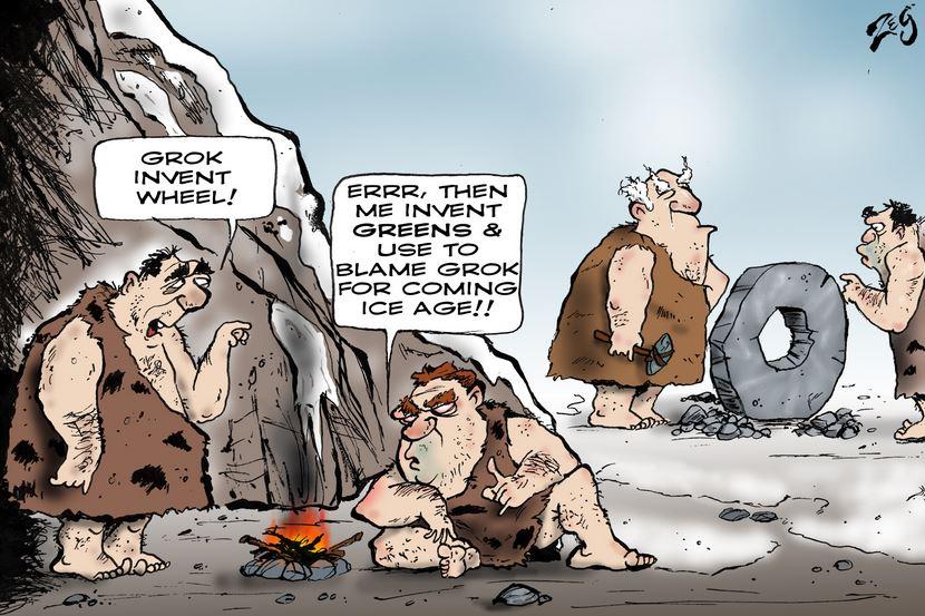 zeg cavemen