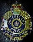qld pol badge