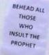 behead