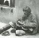 russia beggar