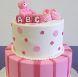 abc pink cake