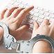 handcuffed typing