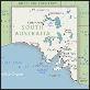 south oz map