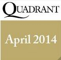 quadrant april cover square