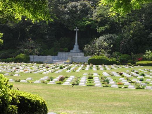 yokohama cemetery