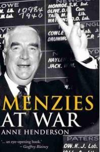 menzies book