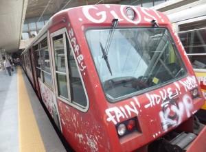 naples train