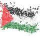 pal flag disintegrating