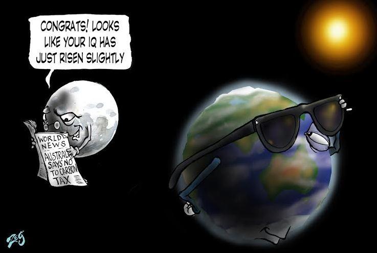 zeg carbon tax big