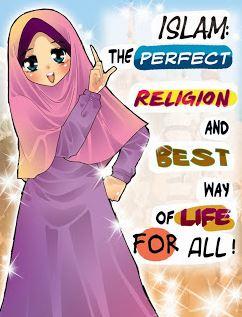 moderate muslim poster girl