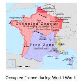FRANCE OCCUPIED