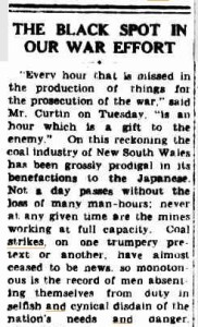 The Sydney Morning Herald, April 16, 1943