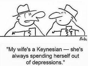 keynes toon