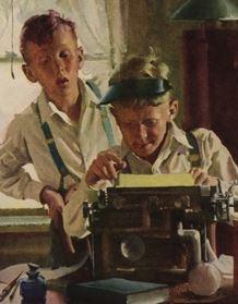 kiddies of the press