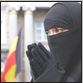 burka babe