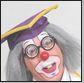 clown professor