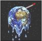 melting planet