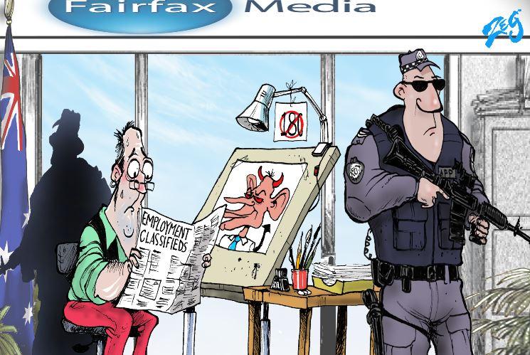 zeg cartoonist big
