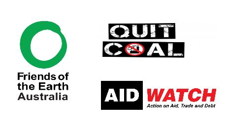 aidwatch quitcoal FOE