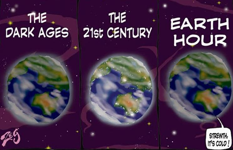 zeg earth hour
