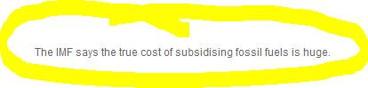 carbon subsidy quote