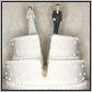 wedding cake plit
