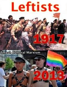 left evolution