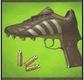 shoe gun