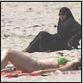 bikini burka