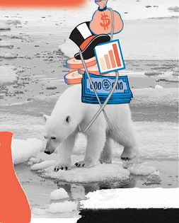 fodi art polar bear
