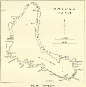 ontong java admiralty map