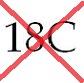 18c logo III