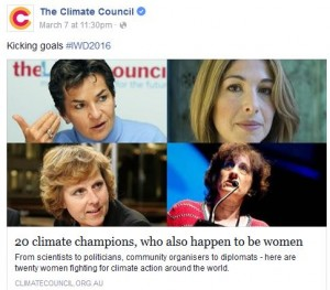 20 women facebook
