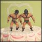 gay macho cake