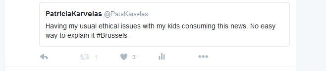 karvelas brussels tweet