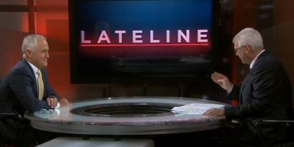lateline turnbull