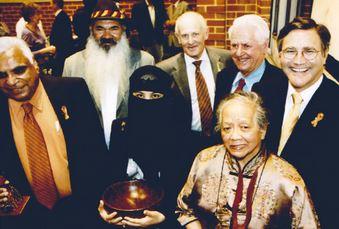 aisha's award