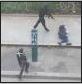 paris sidewalk execution
