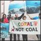coral not coal