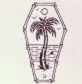 tropical coffin II