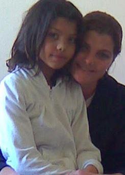 sabrina and kid