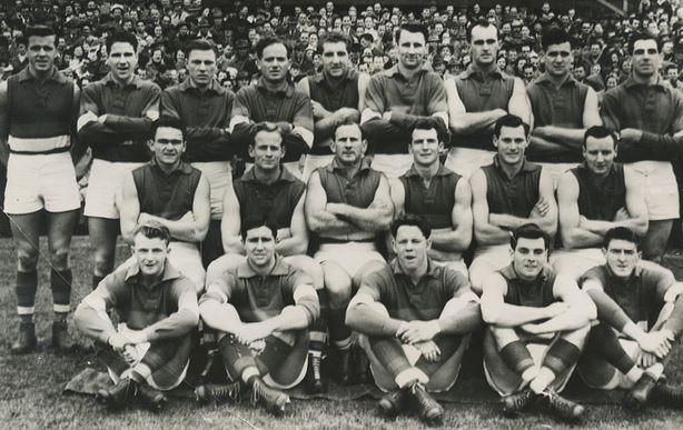 footscray 1954