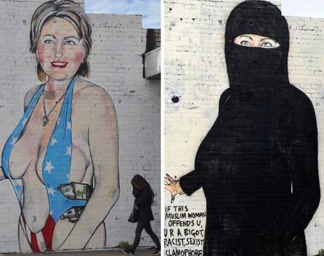 hillary before and after