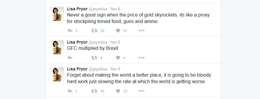 pryor's election night tweets