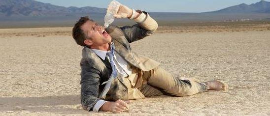 thirst desert