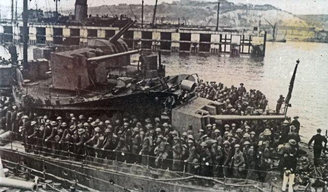 Dunkirk II