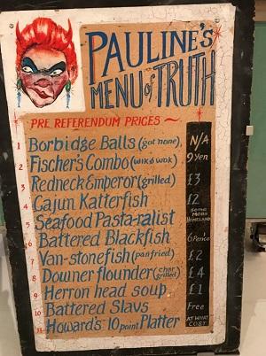 pauline poster II