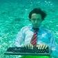 typing underwater II